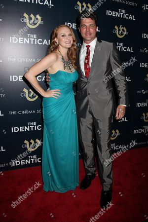 Editorial photo of 'The Identical' film screening at the Cinema Society, New York, America - 03 Sep 2014
