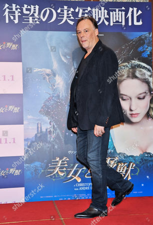 Editorial image of 'Beauty and the Beast' film photocall, Tokyo, Japan - 04 Sep 2014
