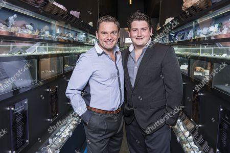 Steve and Matt Bennett