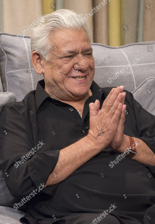 Stock Picture of Om Puri