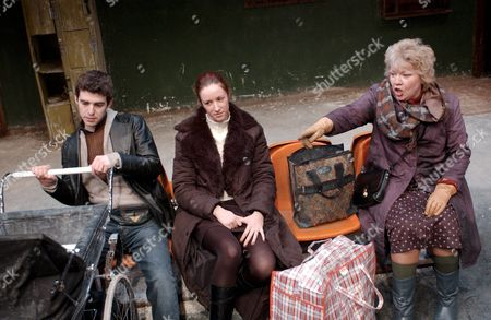 Paul Ready, Sarah Cattle and Di Botcher