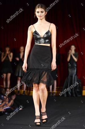 Editorial photo of Elite Model Management Look UK Contest Final, London, Britain - 04 Sep 2014