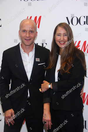 Guest and Ann-Sofie Johansson