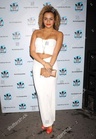 Editorial image of Adidas Original Collection Launch Party, London, Britain - 04 Sep 2014