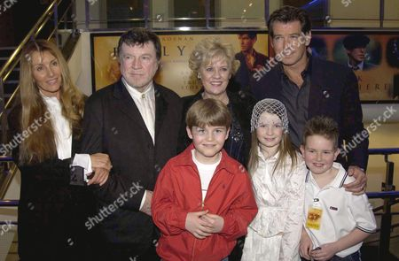 Editorial photo of 'EVELYN' FILM PREMIERE AND PARTY, LONDON, BRITAIN - 17 MAR 2003