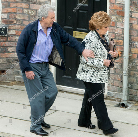 Editorial picture of 'Coronation Street' TV Programme. - Jul 2014