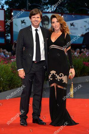 Olivier Francois and Arianna Martina Bergamaschi