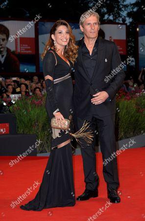 Michael Bolton and Arianna Martina Bergamaschi
