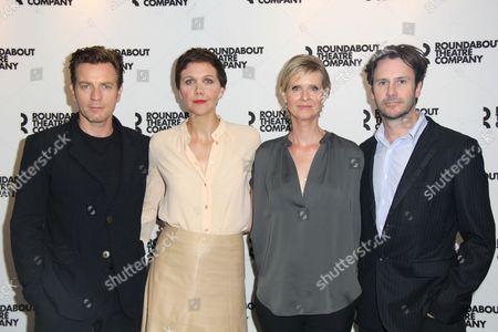Ewan McGregor, Maggie Gyllenhaal, Cynthia Nixon, Josh Hamilton