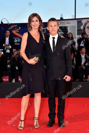 Alix Delaporte and Romain Paul