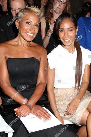 Jada Pinkett Smith and mother Adrienne Banfield-Jones