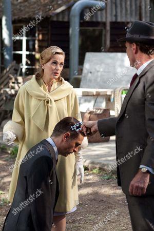 Jack Davenport as Otto Powell, Natasha Little as Elizabeth Powell, Iain Glen as Inspector Mulligan