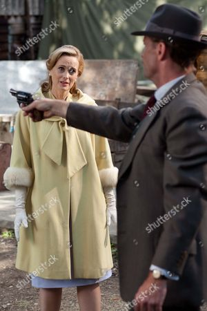 Natasha Little as Elizabeth Powell and  Iain Glen as Inspector Mulligan