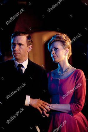 Jack Davenport as Otto Powell and Natasha Little as Elizabeth Powell.