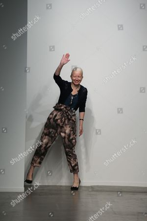 Editorial picture of A Detacher show, Spring Summer 2015, Mercedes-Benz Fashion Week, New York, America - 06 Sep 2014