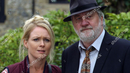 Zak Dingle [STEVE HALLIWELL] finds Dom Andrew [WIL JOHNSON] leaving the village and is unable to persuade him to stay. How will Zak cope with all the recent events in his condition? Vanessa [MICHELLE HARDWICK] is shocked to see Dom go.