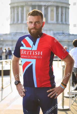 Editorial image of Invictus Games Photocall, London, Britain - 07 Sep 2014