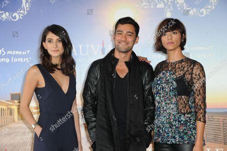 Sheila Vand, Arash Marandi and Ana Lily Amirpour