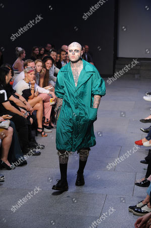 Stock Picture of Rick Genest