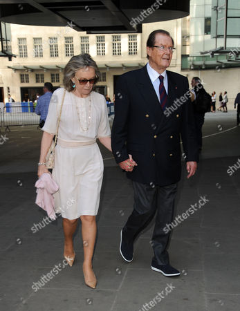 Editorial image of Celebrities at BBC Radio 1 Studios, London, Britain - 08 Sep 2014