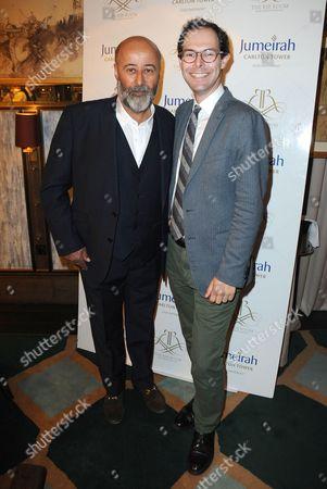 Stock Photo of Richard Young and Josh Spero