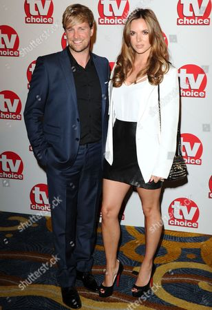 Editorial image of TV Choice Awards, London, Britain - 08 Sep 2014