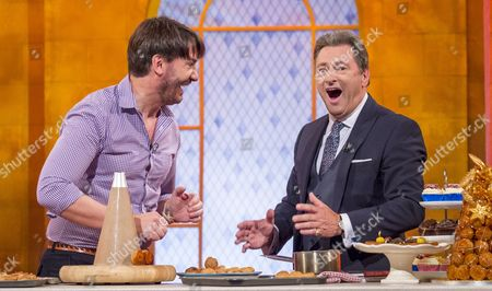 Editorial photo of 'The Alan Titchmarsh Show' TV Programme, London, Britain. - 08 Sep 2014