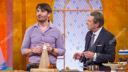 Editorial picture of 'The Alan Titchmarsh Show' TV Programme, London, Britain. - 08 Sep 2014