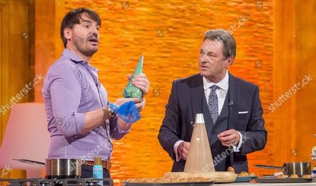 Editorial image of 'The Alan Titchmarsh Show' TV Programme, London, Britain. - 08 Sep 2014