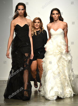 Editorial photo of Steph Audino show, Spring Summer 2015, Mercedes-Benz Fashion Week, New York, America  - 07 Sep 2014