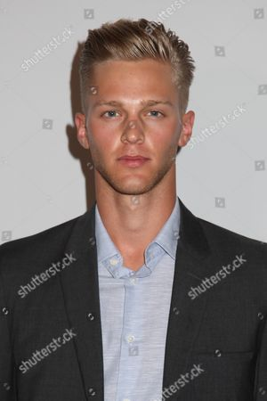 Editorial picture of Reveal Calvin Klein global launch, 4 World Trade Center, New York, America - 08 Sep 2014