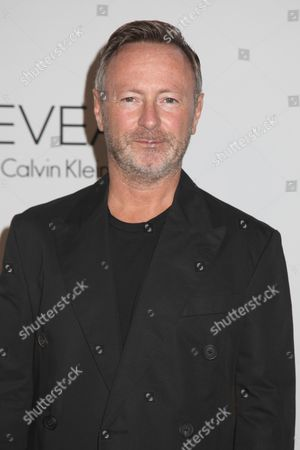Editorial photo of Reveal Calvin Klein global launch, 4 World Trade Center, New York, America - 08 Sep 2014