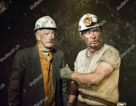 Stock Photo of Clive Merrison as Bomber, Patrick Brennan as Chopper,