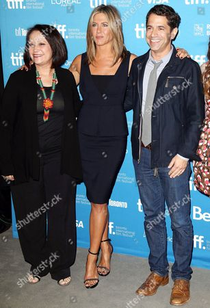 Adriana Barraza, Jennifer Aniston, Daniel Barnz