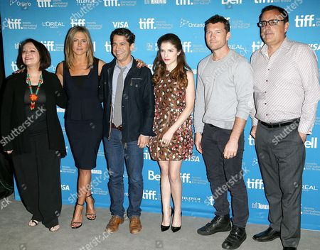 Adriana Barraza, Jennifer Aniston, Daniel Barnz, Anna Kendrick, Benedict Cumberbatch, Patrick Tobin