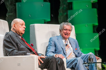 Don Rickles and Regis Philbin