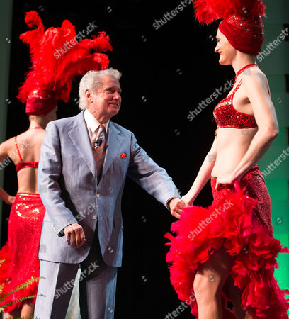 Regis Philbin and Showgirls