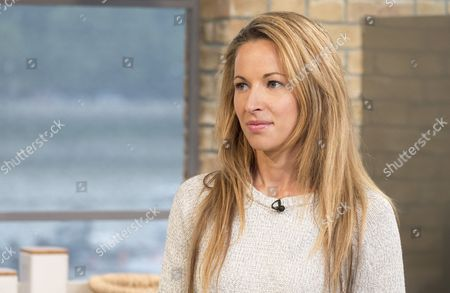 Editorial image of 'This Morning' TV Programme, London, Britain. - 11 Sep 2014