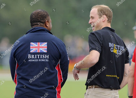 Editorial picture of Invictus Opening Ceremony, Britain - 11 Sep 2014