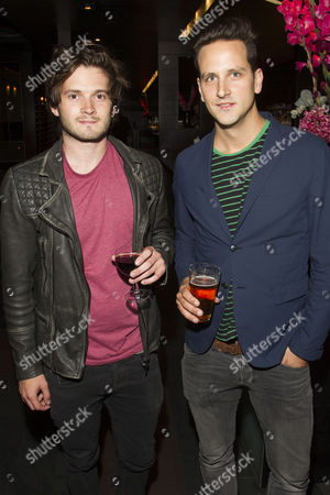 Ned Derrington and Dominic Tghe