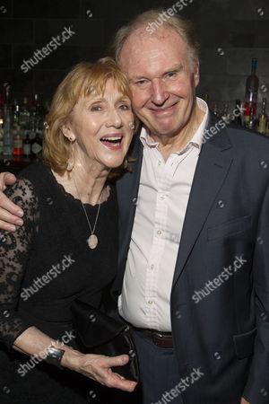 Pamela Miles and Tim Pigott-Smith (Charles)