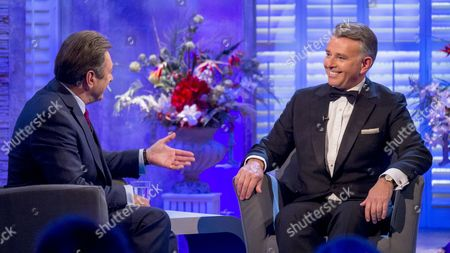 Alan Titchmarsh and Richard Shelton