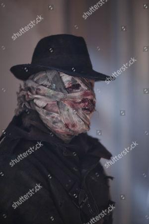 William Beck as John Washington