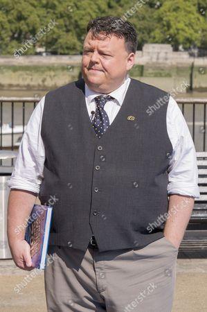Stock Photo of Craig Glenday