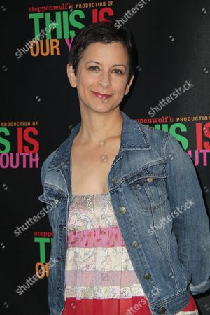 Editorial picture of 'This Is Our Youth' play opening night, New York, America - 11 Sep 2014