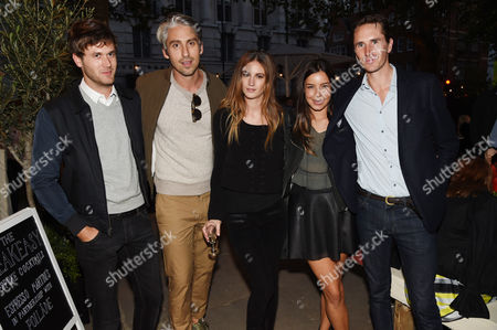 Isaac Ferry, George Lamb, Lillie Rage, Guest, Otis Ferry