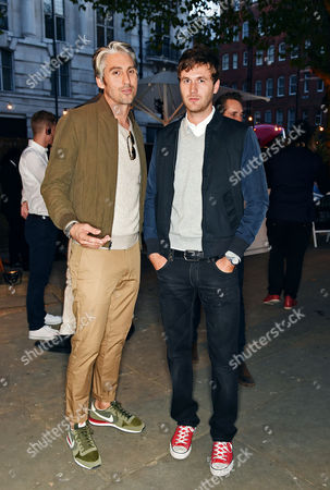 George Lamb and Isaac Ferry