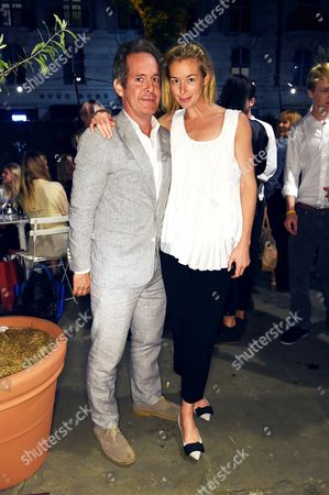 Editorial photo of Club Monaco Store Launch Party, London, Britain - 12 Sep 2014