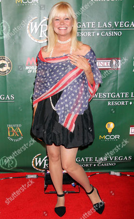 """Editorial image of Tribute To Fallen Heroes Of 911 Event Featuring Screening Of """"The Hornet's Nest"""" film at the Westgate Las Vegas Resort & Casino in Nevada, America - 11 Sep 2014"""