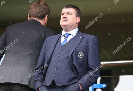 Chelsea FC CEO Ron Gourlay